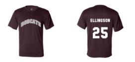 fargo custom baseball jersey