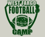 Fargo youth football shirt