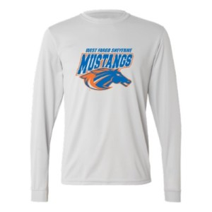 sheyenne mustangs apparel
