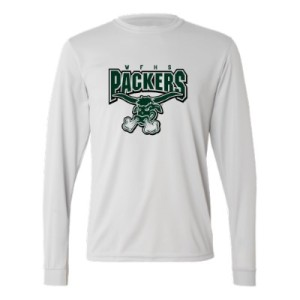 west fargo high packers shirt